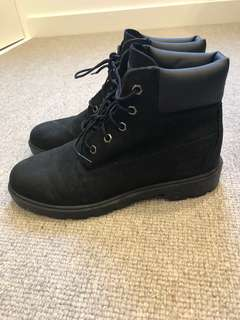 Brand new timberland's boots