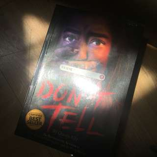 DONT TELL by Queen Elly