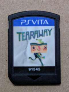 Tearaway Vita