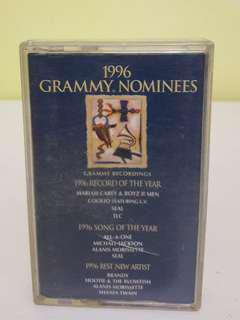 Kaset GRAMMY NOMINEES 1996