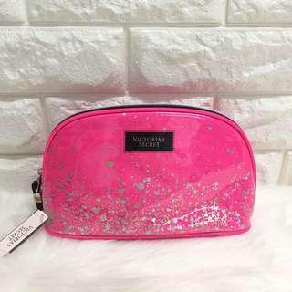 Victoria's Secret pinky Multipurpose Pouch Bag