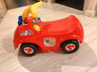 Mickey car