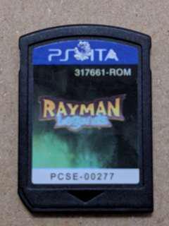 Rayman Legend Vita