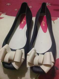 Black Jelly Shoes (unbranded)