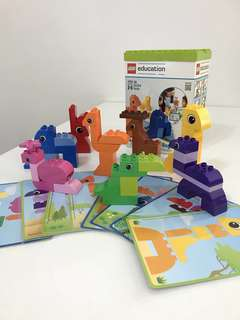 LEGO Education DUPLO Animal Bingo