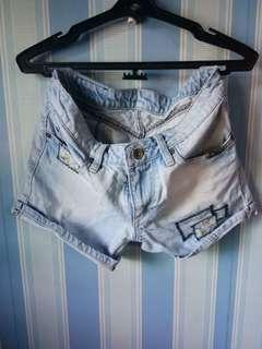 Jag Maong Shorts