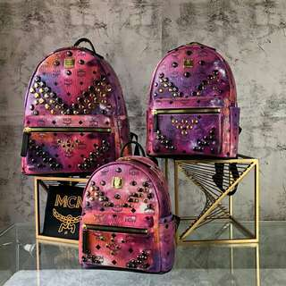M.C.M backpack
