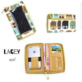 2 in 1 phone holder and wallet