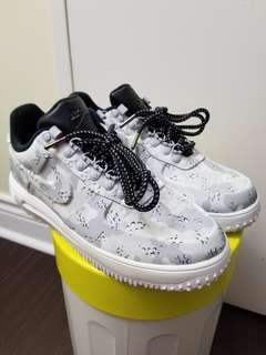 Nike Lunarforce1 Duckboot Camo sz9