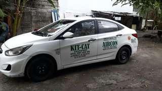 Hyundai Accent 2013 Taxi