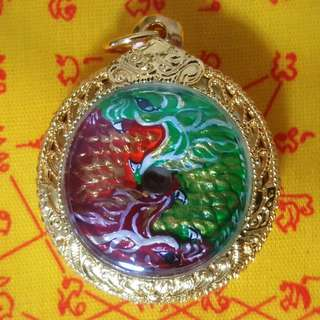 [$58] Dragon Eat Dragon Loop Om (Kruba Krissana)