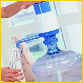 Pompa manual air galon