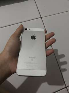 IPHONE 5 SE 64 GB ORI IBOX