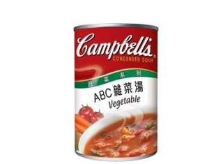 金寶ABC雜菜湯 Campbells ABC Vegetable Soup