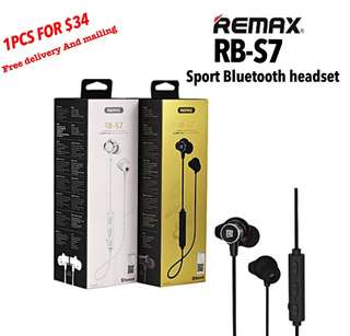 RB-S7 Bluetooth Earpiece