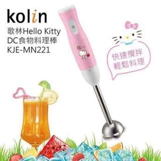 🚚 hello kitty食物料理棒