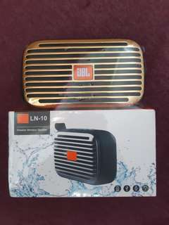 🚚 JBL (LN-10) Portable Wireless Speaker