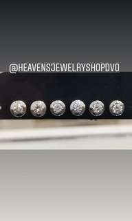 .40CT DIAMOND stud earings