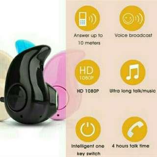 Mini Wireless Bluetooth Earpiece Ear fitting easy use