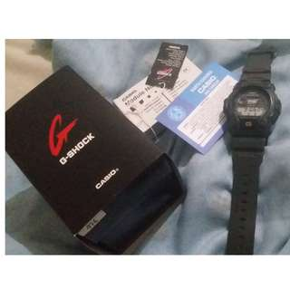Preloved G-Shock G-7900-2DR (Hijau Navy)