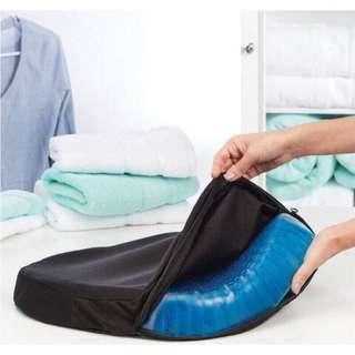 🚚 現貨不用等 水感凝膠坐墊 凝膠座墊 椅墊 坐墊 超級減壓 雞蛋坐墊 涼感坐墊 汽車坐墊