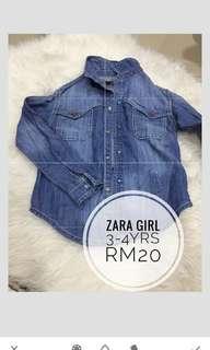 Zara Girl