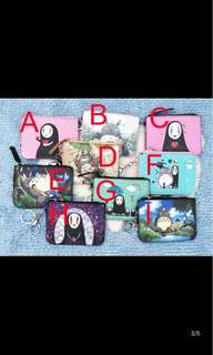 [PO] Totoro EZ-Link card holder and card pouch