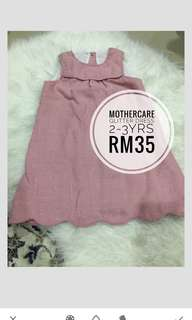 Mothercare - Glitter Dress