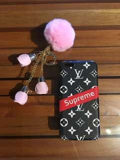 Supreme x Louis Vuitton case for iPhone 6+ or 6s+