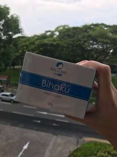(AUTHENTIC AND READY STOCK IN SG) Bihaku Wonder Bleach