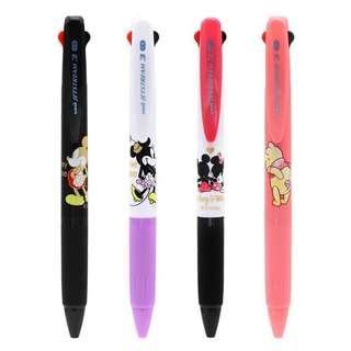 Uni Japan Disney Jetstream 3 in 1 pen - SXE3-504D