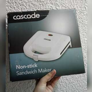 Cascade Non Stick Sandwich Maker - Bought But never Used