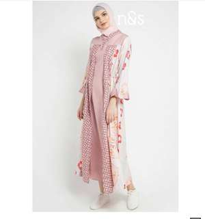 Dress Gamis by Nentisshop
