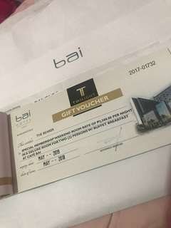 Cebu- BAI Hotel Voucher