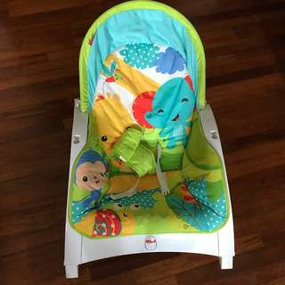 Fisher Price Baby Rocker Rainforest Friends condition 9.5/10