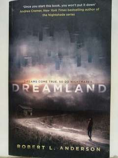 Dreamland by Robert Anderson