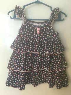 Ashleys gloral dress