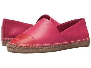 BRAND NEW TORY BURCH Color Block Flat Espadrille