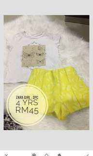Zara Girl - 2pc