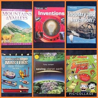 Science Books (Batch B)
