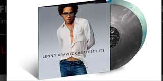 Lenny Kravitz - Greatest Hits: Exclusive Clear W/ Swirls Vinyl
