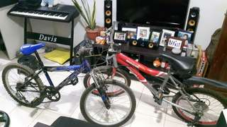 Kids Bike Good condition 2 for 3k