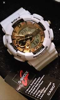 G Shock watch for men/women (not water resistant)