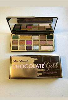 ❤Too faced chocolate Gold❤