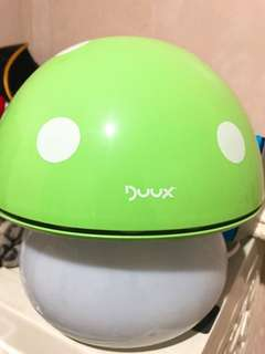 Preloved Duux Air Humidifier Mushroom Green