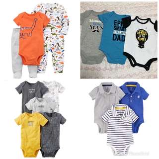 🚚 6M Baby Boy Items Instock