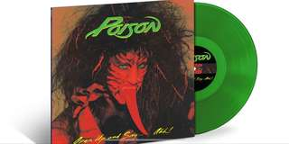 Poison - Open Up And Say Ahh!: Exclusive Green Vinyl