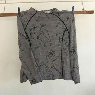 Nona Long Sleeves (with zipper)