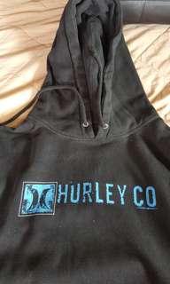 Original Hurley pull over Hoodie