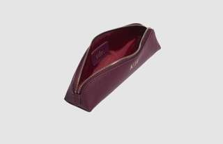 BRAND NEW The Daily Edited Pencil Case - Burgundy